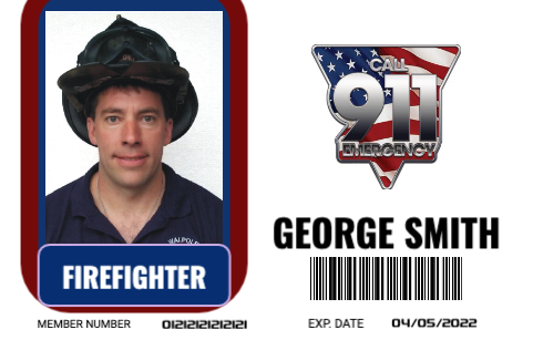 Firefighter ID