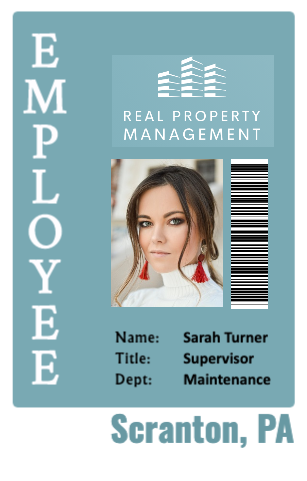 Property management ID