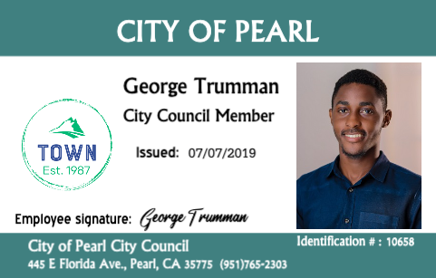 City Council ID