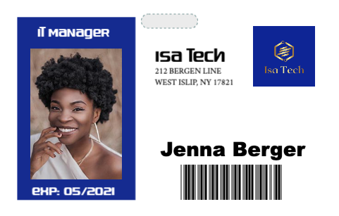 Office Worker ID