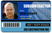 All ID badge